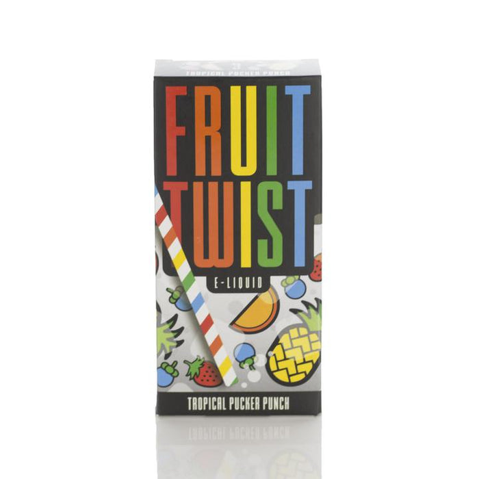 Fruit Twist - Tropical Pucker Punch E-Liquid - 120ml