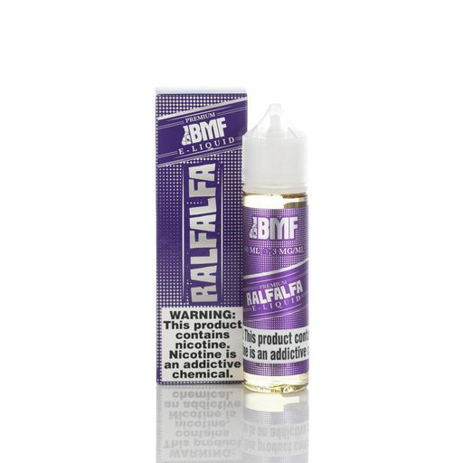 Bad Modder Fogger - Ralfalfa E-Liquid - 60ml