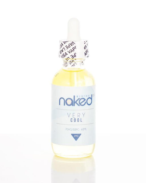 Naked 100 - Very Cool E-Liquid - 60ml