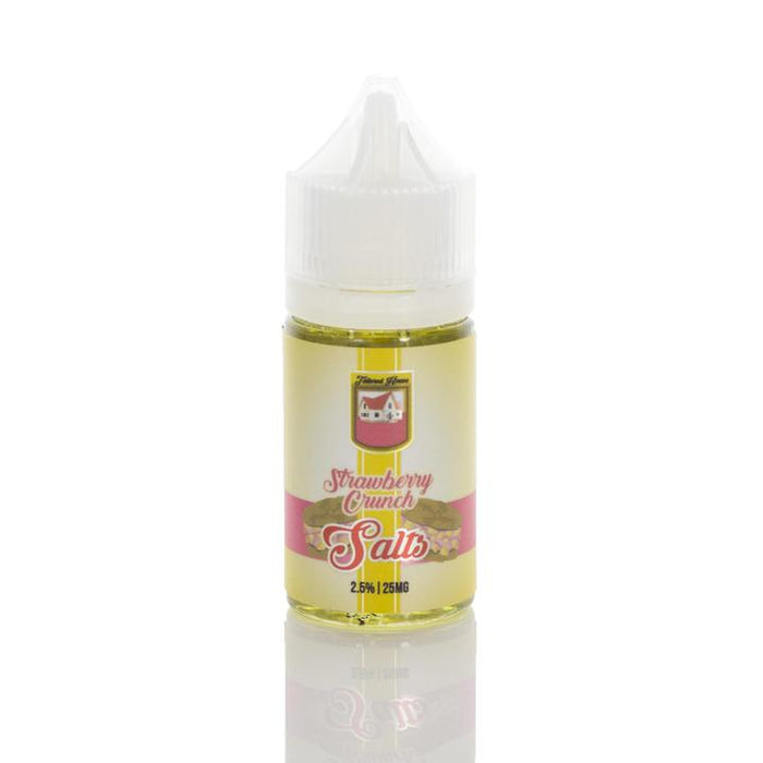 Tailored House Salts - Strawberry Crunch E-Liquid - 30ml
