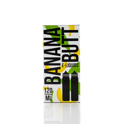 Banana Butt - Left Cheek E-Liquid - 120ml