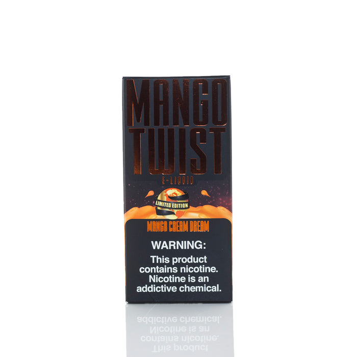 Mango Twist - Mango Cream Dream E-Liquid - 120ml
