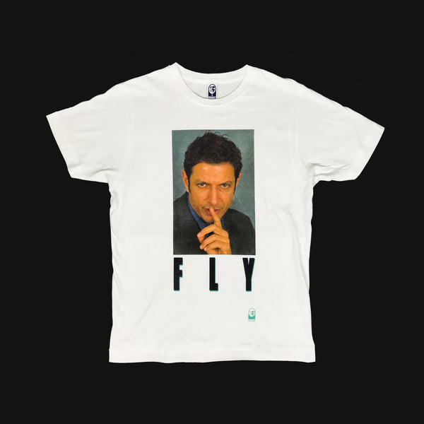 FLY White tshirt by Brandt
