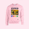 Good Doom Pink Sweat By Brandt