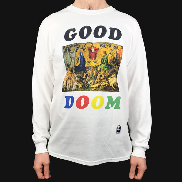 Good Doom Long Sleeve Tee By Brandt