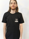 Urban Druid Black Tee by Family Store