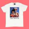 Friends T-Shirt White by Brandt