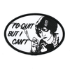 Quit patch by Ball & Chain