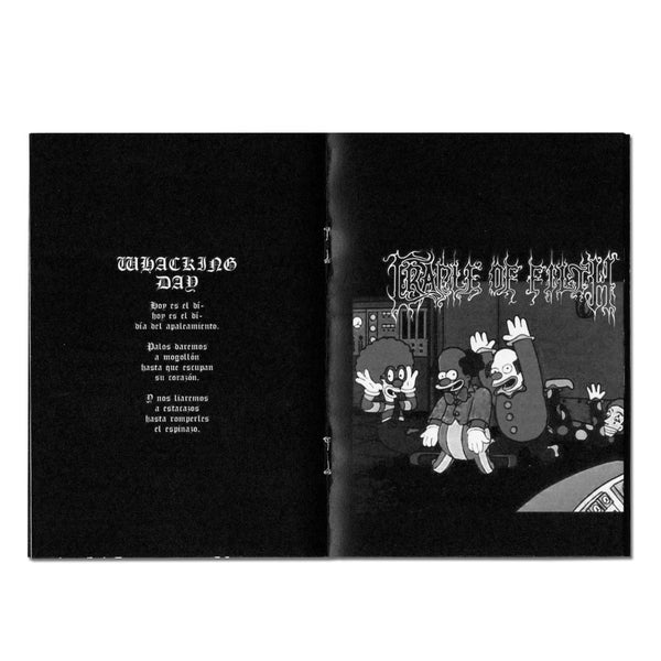 Los Simpsons vs. Black Metal VOL II by Sepulcro
