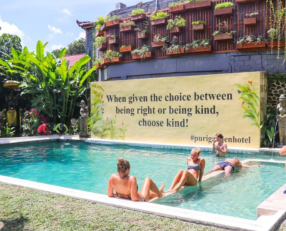 ubud travel guide where to stay poolside kindness kind