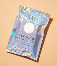 Cloud 9 Silk Pillowcase (Ivory White)
