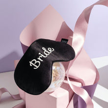 Bride/Bridesmaid Silk Eyemask