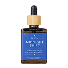 Midnight Shift Overnight Facial Oil for Hydrated Radiance Moonlit Skincare Bali