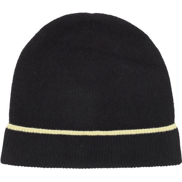 Hue Hat Cashmere - Black