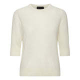 Lady Sleeve Cashmere - Off White