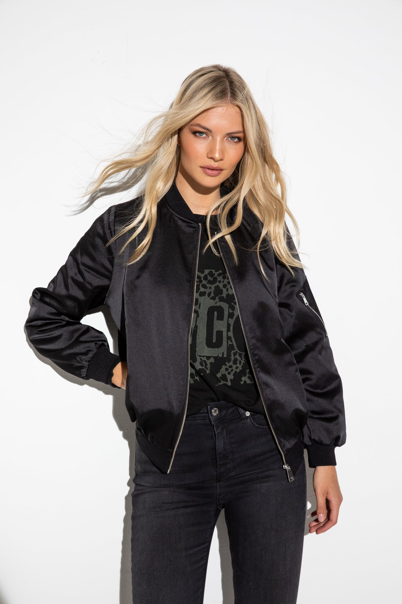 The Bomber Black