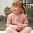 Little Llama - Laura bluse børnetøj baby alpaca childrens wear jumper