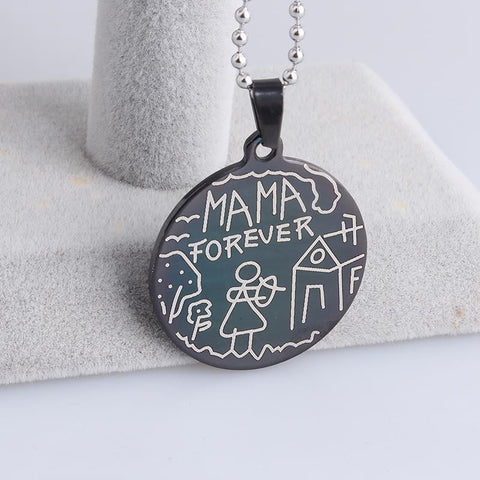 MAMA Forever Pendant Necklace