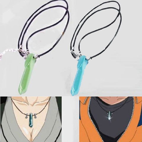 Naruto Necklaces - 2 Colors Option