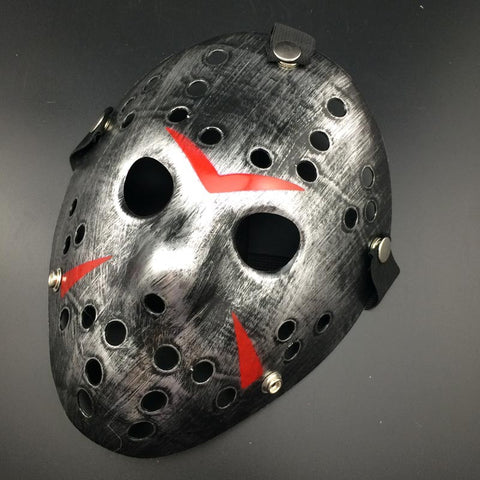 Silver Cosplay Halloween Mask