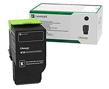 Lexmark C241XK0 Black Extra High Yield Return Program Toner Cartridge