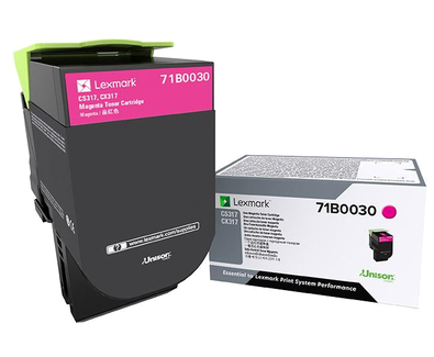 Lexmark CS/CX 317 Magenta Toner Cartridge