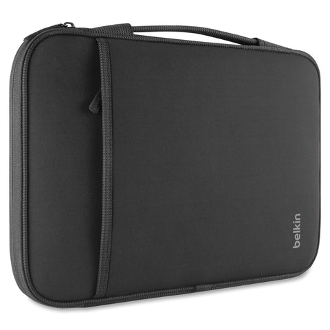 "Belkin International, Inc  Carrying Case (Sleeve) for 11"" MacBook Air, Notebook, Tablet - Black"