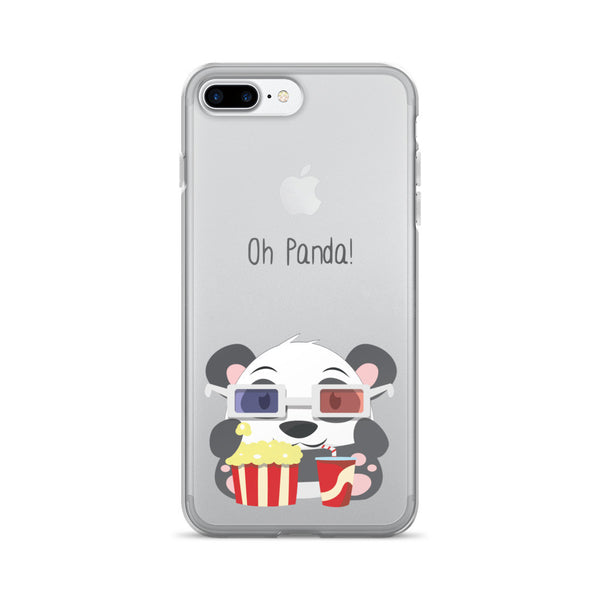 Cinema Panda - iPhone 7/7 Plus Case