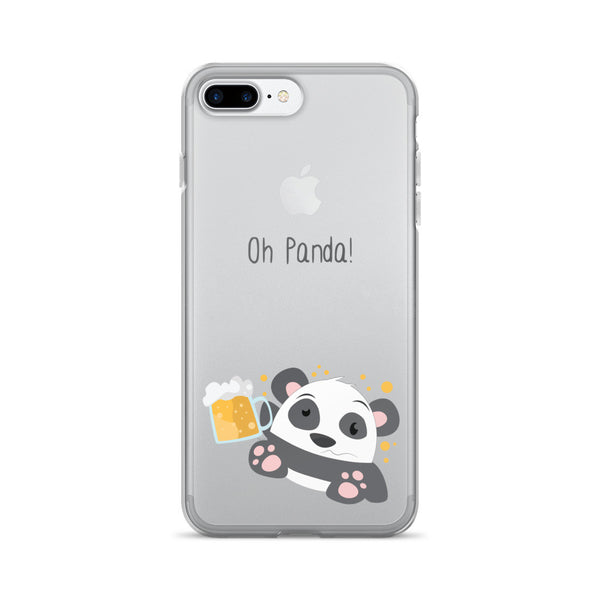 Beer Panda - iPhone 7/7 Plus Case
