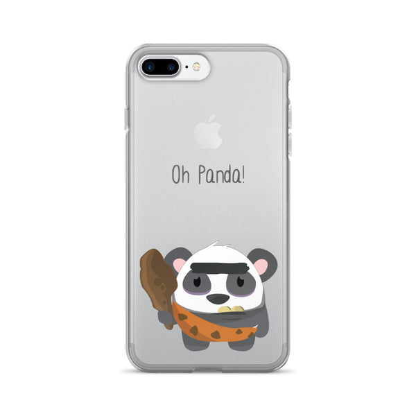 Cave Panda - iPhone 7/7 Plus Case