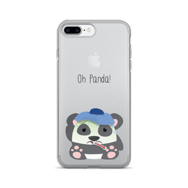 Sick Panda - iPhone 7/7 Plus Case