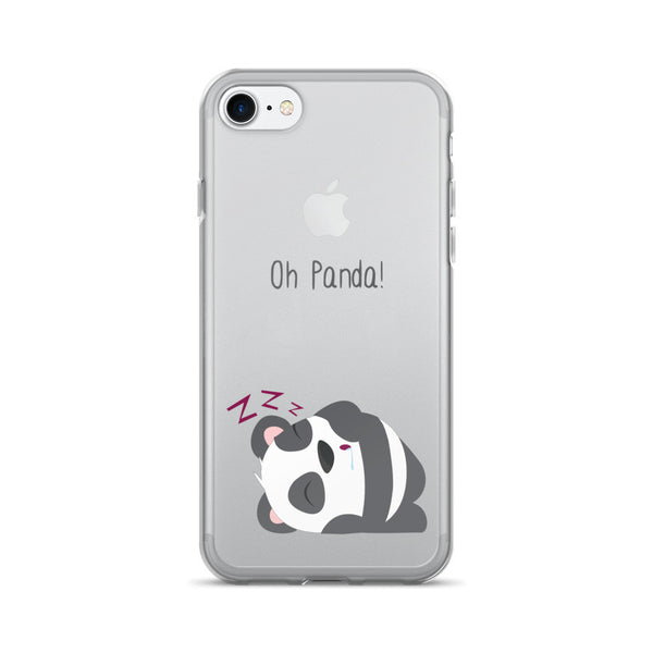 Sleeping Panda - iPhone 7/7 Plus Case