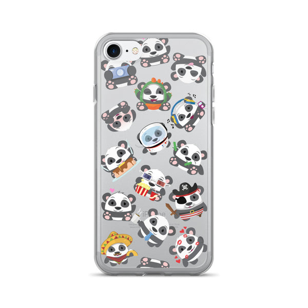 Panda Party - iPhone 7/7 Plus Case