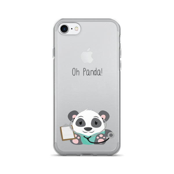 Doctor Panda - iPhone 7/7 Plus Case