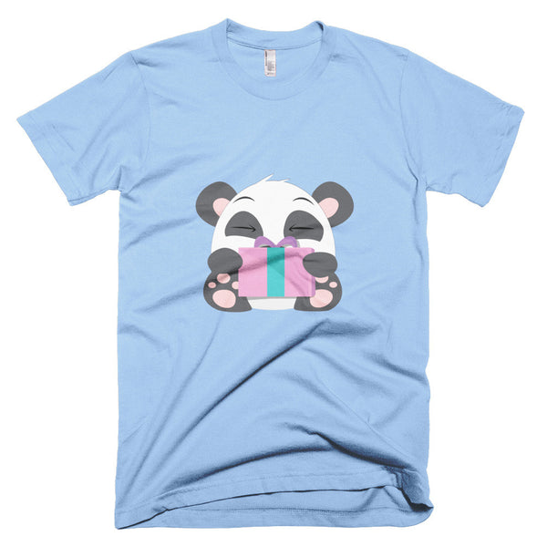 Gifted Panda - Short sleeve men's t-shirt