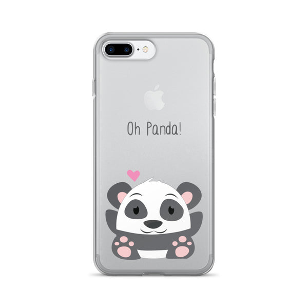 Oh Panda - iPhone 7/7 Plus Case