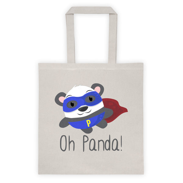 Tote bag - Superman - Oh Panda!