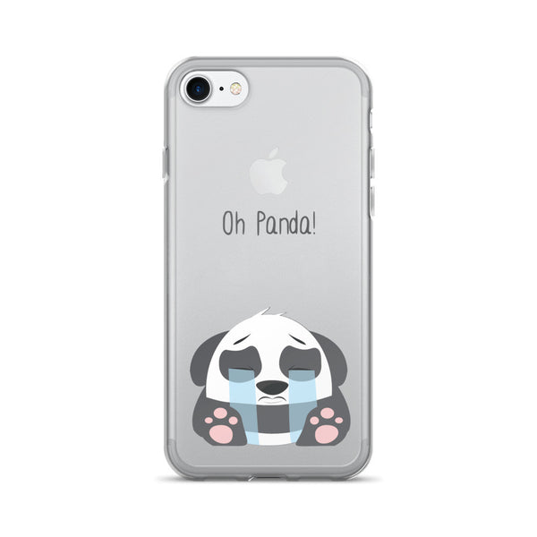 Sad Panda - iPhone 7/7 Plus Case