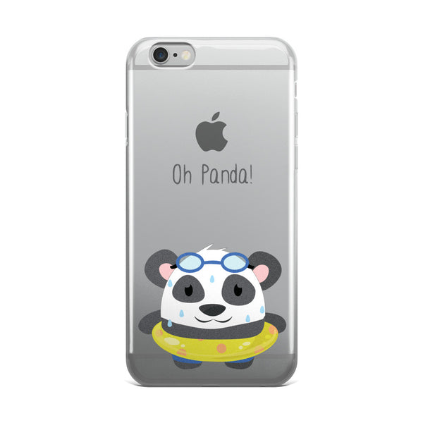Hot Panda - iPhone 5/5s/Se, 6/6s, 6/6s Plus Case