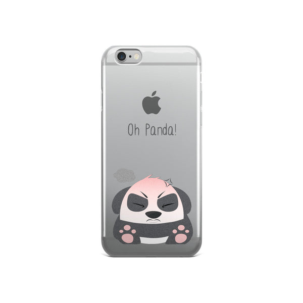 Mad Panda - iPhone 5/5s/Se, 6/6s, 6/6s Plus Case