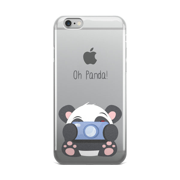 Paparazzi Panda - iPhone 5/5s/Se, 6/6s, 6/6s Plus Case