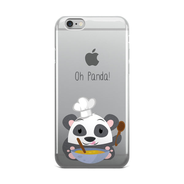 Chef Panda - iPhone 5/5s/Se, 6/6s, 6/6s Plus Case