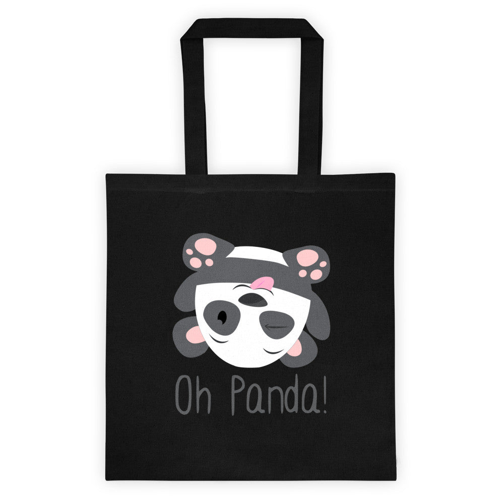Tote bag - Silly - Oh Panda!