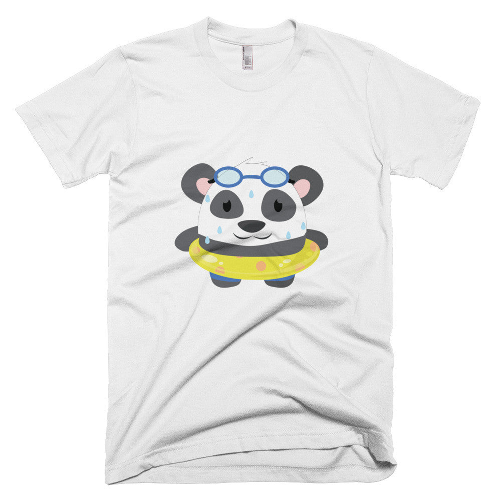 Hot Panda - Short sleeve men's t-shirt