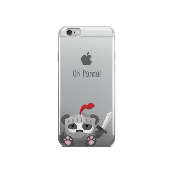 Medieval Panda - iPhone 5/5s/Se, 6/6s, 6/6s Plus Case