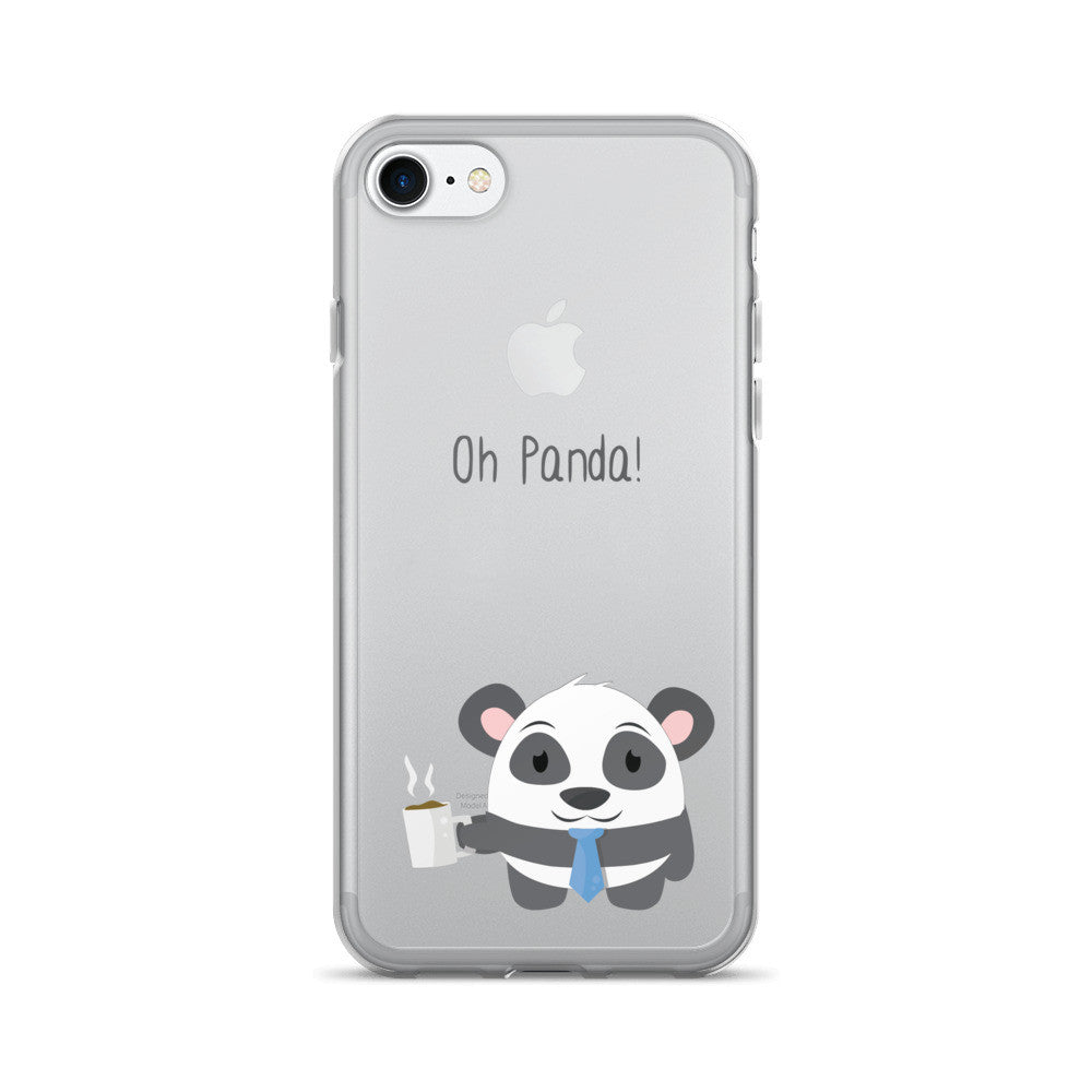 Office Panda - iPhone 7/7 Plus Case
