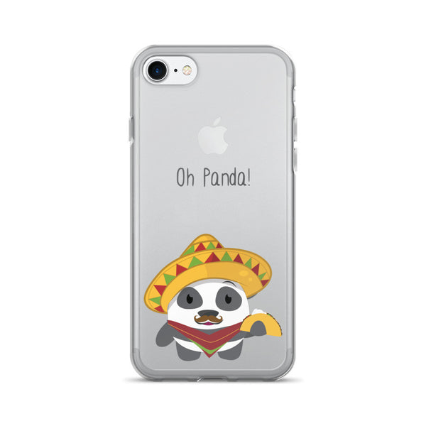 Mexican Panda - iPhone 7/7 Plus Case