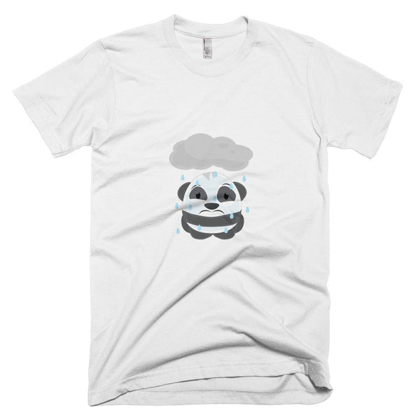 Cloud Panda - Short sleeve men's t-shirt