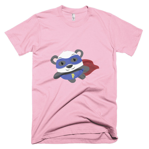 Super Panda - Short sleeve men's t-shirt