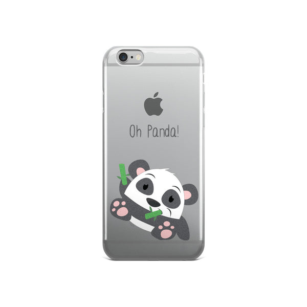Bamboo Panda - iPhone 5/5s/Se, 6/6s, 6/6s Plus Case